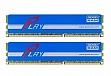Память 8Gb GOODRAM DDR3 1866MHz PLAY Blue 2x4GB (GYB1866D364L9AS/8GDC)