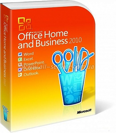 Office Home and Business 2010 32-bit/x64 Russian CEE DVD (T5D-00412)