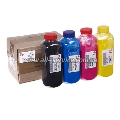 Тонер IPM Ricoh SPC 811/ 820/ 821/ Gestetner C7640 (CTC411DNYLK, Yellow, High Capacity 360 gr/bottle) (TSR34HY)