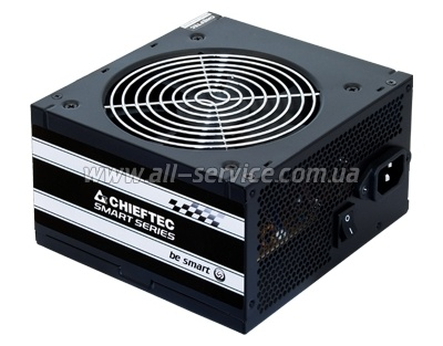 Блок питания CHIEFTEC RETAIL Smart GPS-500A8, 12cm fan