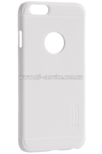 Чехол NILLKIN iPhone 6 (4`7) - Super Frosted Shield White