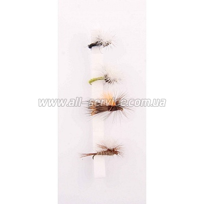 ���� DAM Forrester FLY - Parachute River Dry Flies (5700013)