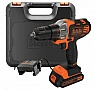 Дрель Black&Decker Multiev MT218K
