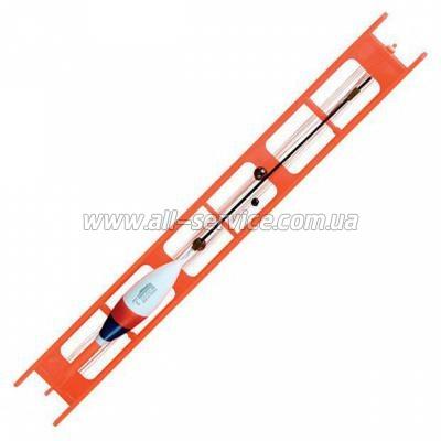 Оснастка поплавочная Lineaeffe Fluorocarbon ARANCIO (1.5гр осн леска0.18 пов.0.16 крючок№12) (7853015/12)