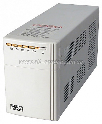 ИБП Powercom KIN-625AP