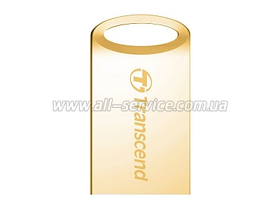Флешка 8GB TRANSCEND JetFlash 510 Gold (TS8GJF510G)