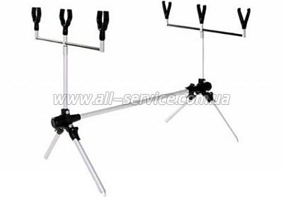 lineaeffe Подставка Lineaeffe Rod Pod для трех удилищ (6313056)