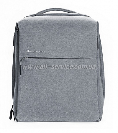 Рюкзак Xiaomi Mi minimalist urban Backpack Light Gray (1161000004)