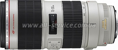 Объектив Canon EF 70-200mm f/ 2.8L IS II USM (2751B005)