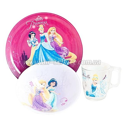 ������� ����� Luminarc DISNEY PRINCESS ROYAL (J3997)