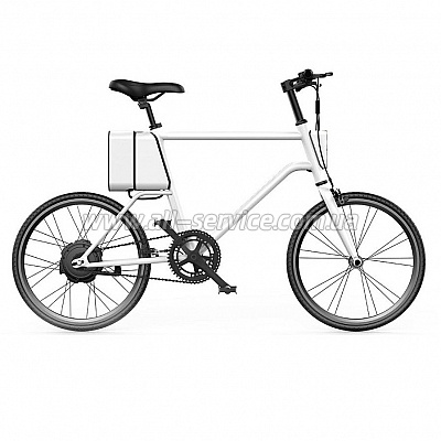 Электровелосипед Xiaomi Yunbike C1 Men White