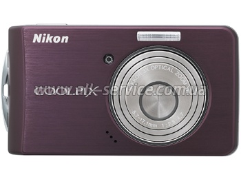 �������� ����������� Nikon COOLPIX S520 PURPLE (VAA892E1)