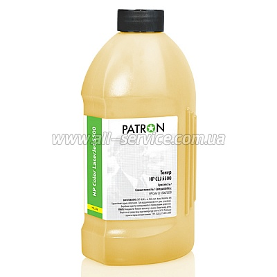 ����� HP CLJ 5500 YELLOW ������ 400 � PATRON