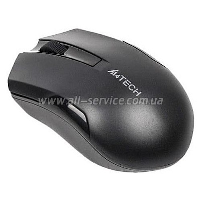 Мышь А4Tech G3-200N black USB