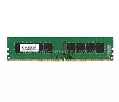 Память 8GB Micron Crucial DDR4 2133Mhz CL15 288 pin (CT8G4DFD8213)