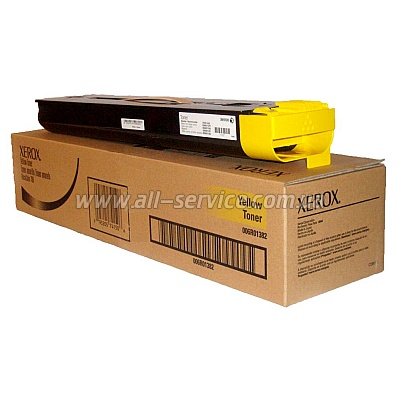 Тонер-картридж Xerox 700DCP Yellow (006R01382)