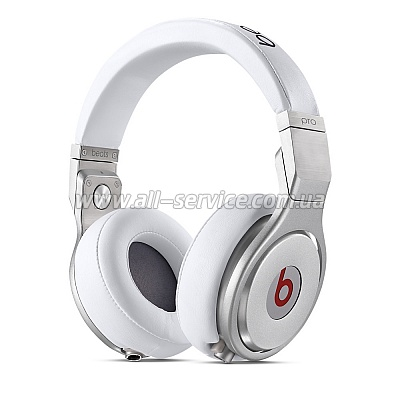 Наушники Beats Pro Over-Ear White (MH6Q2ZM/A)