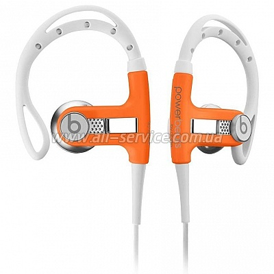 Наушники Beats Powerbeats Neon Orange (848447006687)