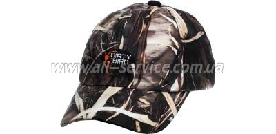 Кепка Browning Outdoors Dirty Bird One size камыш realtree max-4 (308133251)