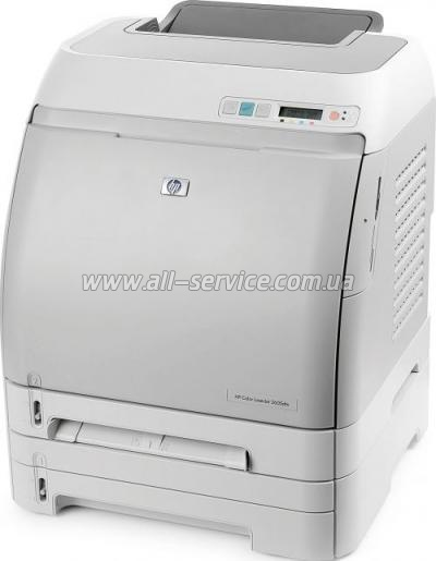 Принтер А4 HP Color LJ 2605dtn Q7823A