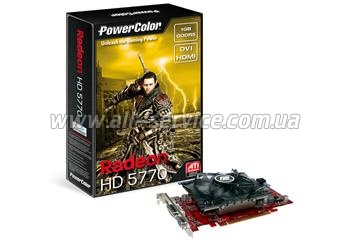 Видеокарта Powercolor 5750 1GB DDR5 (AX5750_1GBD5-H)