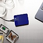 Винчестер 3TB WD 2.5 USB 3.0 5400rpm My Passport Ultra Blue (WDBBKD0030BBL-EESN)