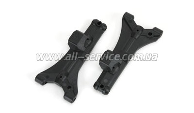 Team Magic E4D Rear Lower Arm Set