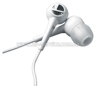 �������� Steelseries In:Ear Headphone white (51009)