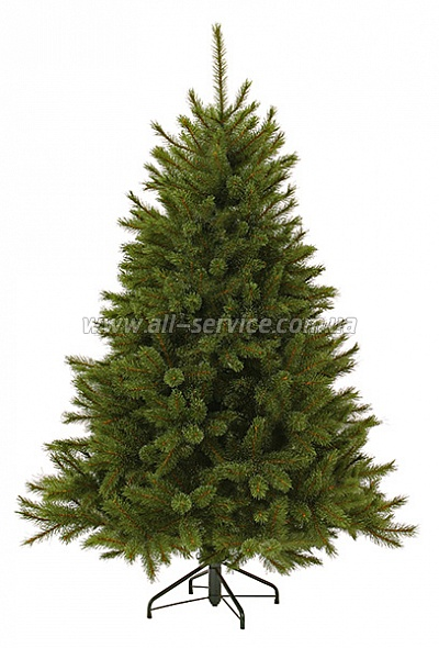 Искусственная сосна TriumphTree Edelman Forest frosted зелена. 2.15м.