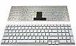 Клавиатура NB SONY VAIO VPC-EB WHITE US