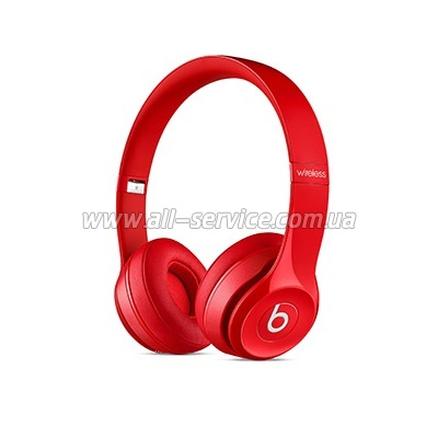 Наушники Beats Solo2 Red (MHNJ2ZM/A)