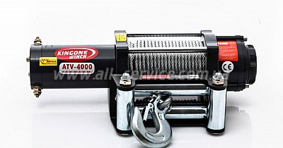 Лебедка KINGONE WINCH ATV-4000