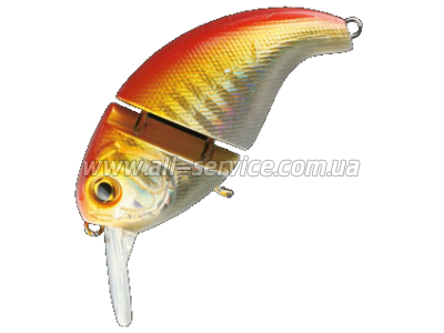������ Nomura Joint Crank 60�� 13,6��. ����-110 (RED GOLD) (NM50811006)