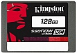 "SSD накопитель 2.5"" Kingston SKC400 128GB SATA (SKC400S37/128G)"
