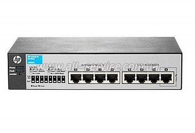 Коммутатор HP 1810-8 V2 Switch (J9800A)