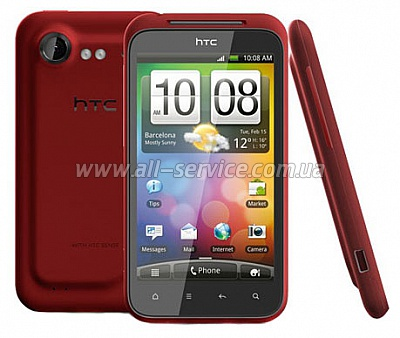 �������� HTC S710e Incredible S (red)
