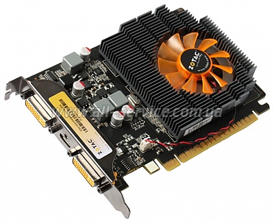 Видеокарта ZOTAC GeForce GT440 (ZT-40708-10L)