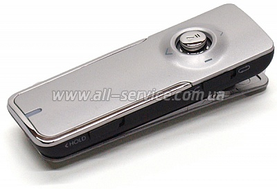 MP3 плеер Ergo Zen clip MP550 2GB SILVER