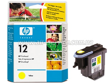 ���������� ������� HP �12 Business Inkjet 3000 Yellow C5026A
