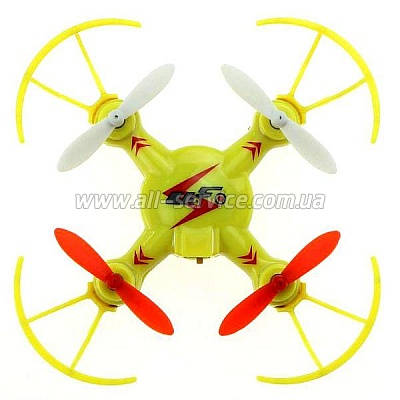 Квадрокоптер WL Toys V646-A Mini Ufo Yellow