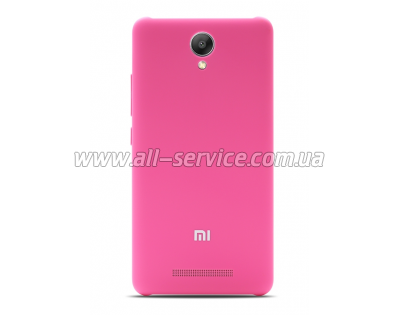 Чехол Redmii Note 2 Pink ORIGINAL 1153000021