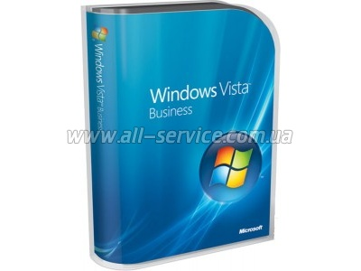 Windows Vista SP1 32-bit/ 64-bit English DVD (X14-54107)