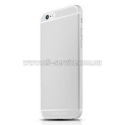Чехол ITSKINS ZERO 360 for iPhone 6 Plus Transparent (AP65-ZR360-TRSP)