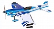 Самолет Precision Aerobatics XR-61 1550мм KIT (PA-XR61-BLUE)