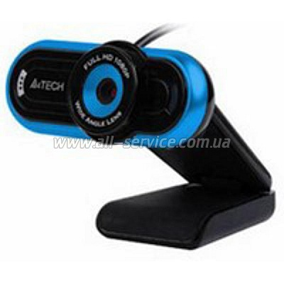 Web камера А4Tech PK-920H-3 HD black/blue