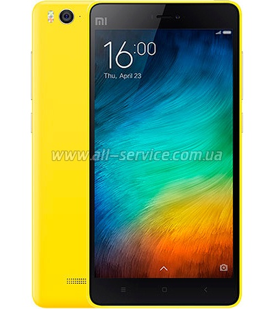 Смартфон Xiaomi Mi4c 2/16 Gb Yellow