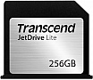 Карта памяти 256GB Transcend JetDrive Lite MacBook Air 13
