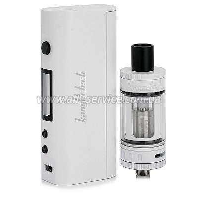Стартовый набор Kanger TOPBOX Mini Starter kit White (KRTBMK2)