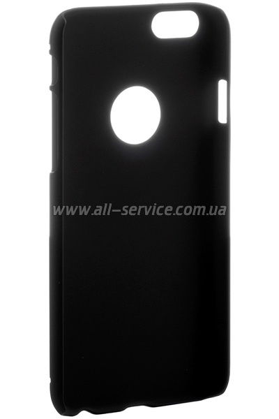 Чехол NILLKIN iPhone 6 (4`7) - Super Frosted Shield (Black)