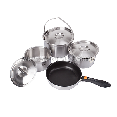 ����� ������ Kovea All-3PLY Stainles Cookware(7~8) KKW-CW1105
